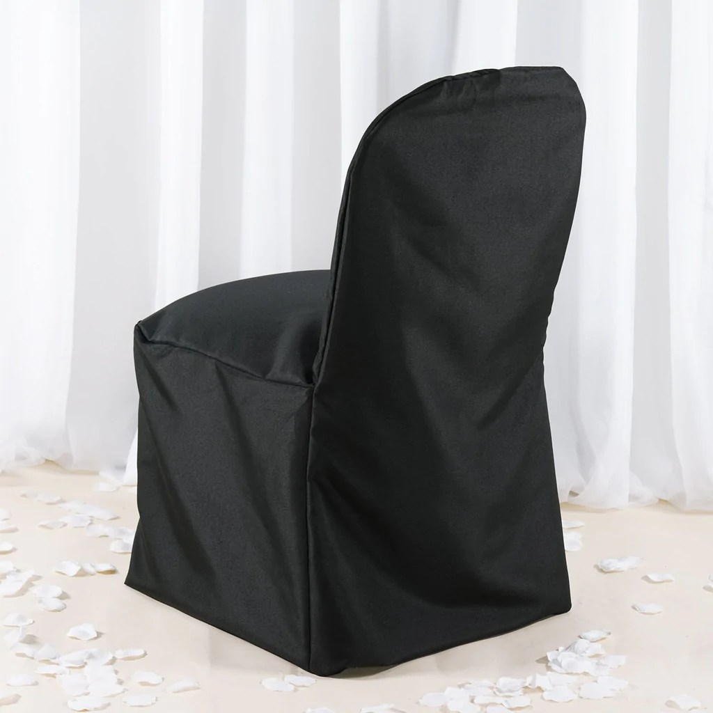 efavormart wedding chair covers best ergonomic executive office premium banquet cover black