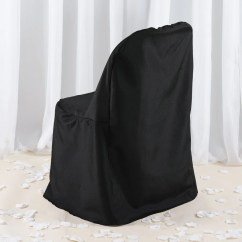 Folding Chair Leg Covers 8 Dining Chairs Premium Cover Black Efavormart