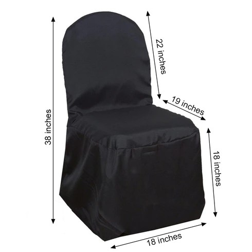 black banquet chair covers for sale cover rentals fairfax va polyester efavormart