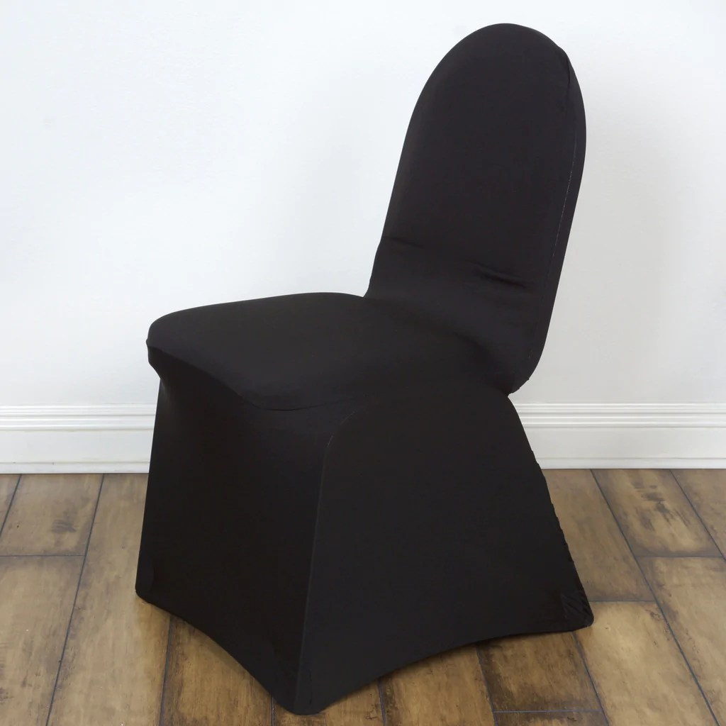 efavormart wedding chair covers cafeteria tables and chairs black milan banquet