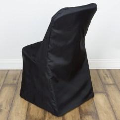 Black Chair Covers Ebay Victoria Australia Lifetime Folding Cover Efavormart