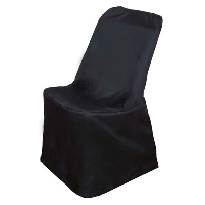 black lifetime chair covers evenflo majestic high manual polyester folding efavormart