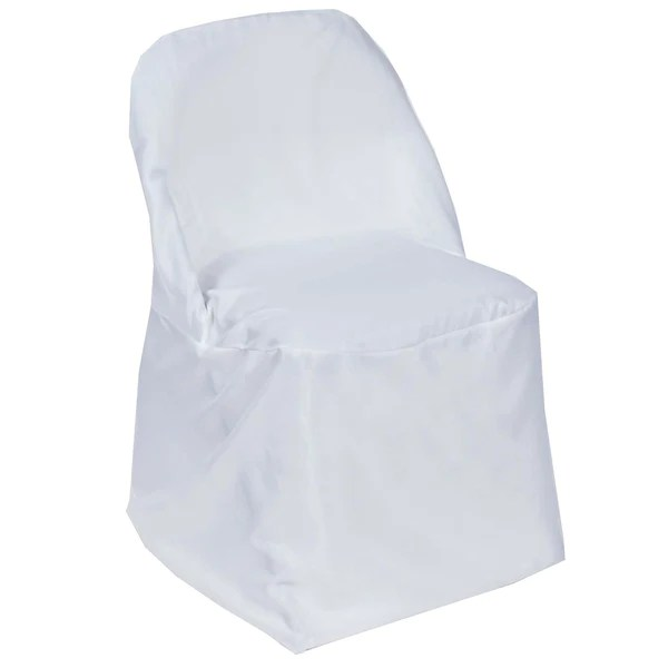 white chair covers cheap solid wood childrens table and chairs wholesale efavormart polyester folding round