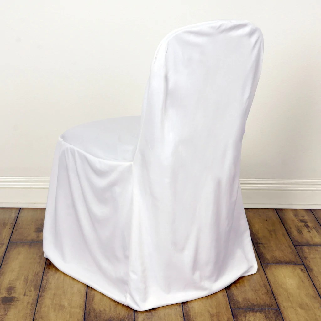 efavormart wedding chair covers wishbone dining white stretch scuba cover for banquet party