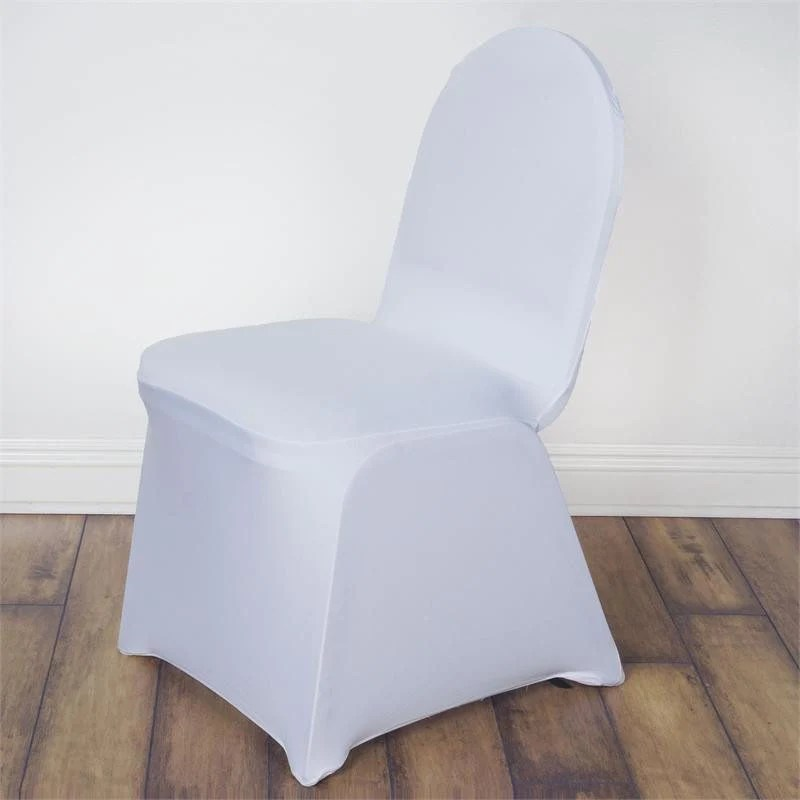 spandex chair covers cheap for white premium banquet stretch cover efavormart fits over style chairs