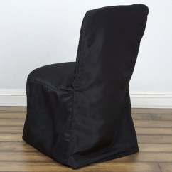 Will Folding Chair Covers Fit Banquet Chairs Svan Signet Complete High Black Square Top Cover Efavormart