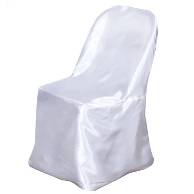 white folding chair covers mini adirondack chairs satin efavormart