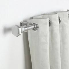 adjustable window curtain rod set
