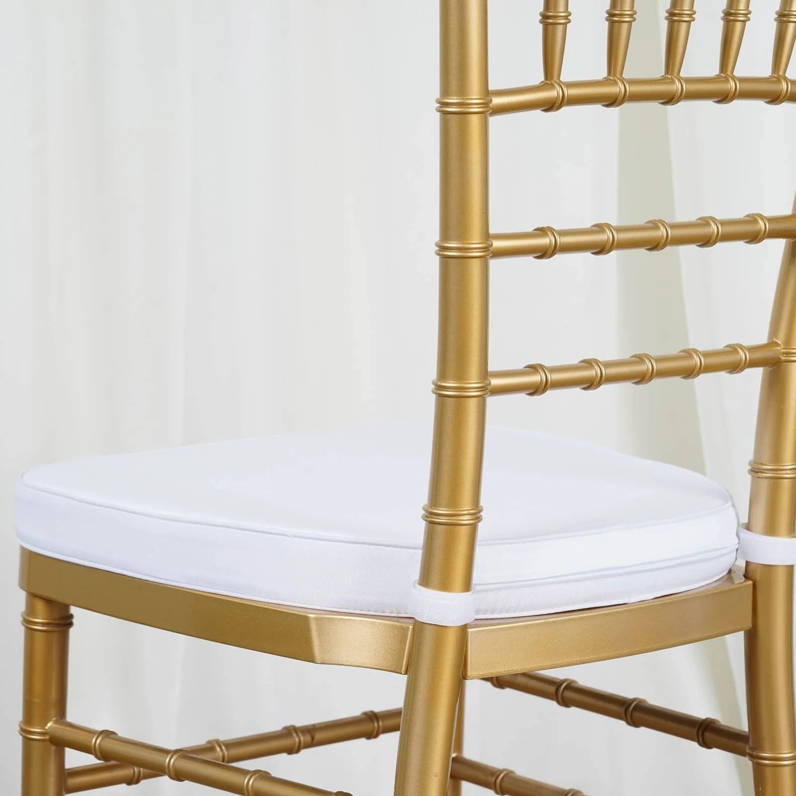 wholesale chiavari chairs for sale and recliners 2 quot thick cushion beechwood white