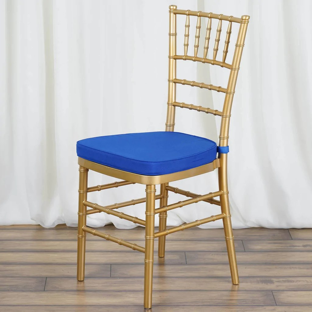 Chiavari Chairs Beechwood Chiavari Chair Cushion Royal Efavormart