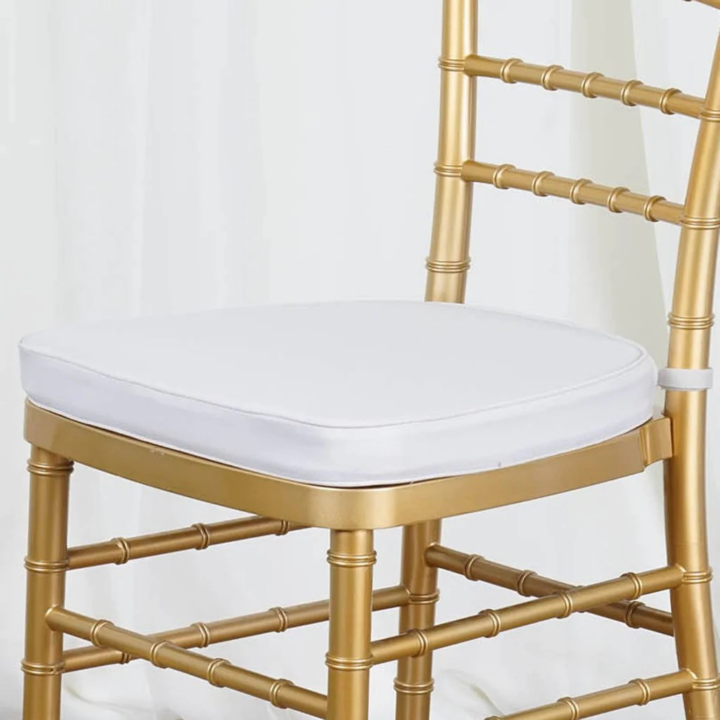 Chiavari Chairs Beechwood Chiavari Chair Cushion Silver Efavormart