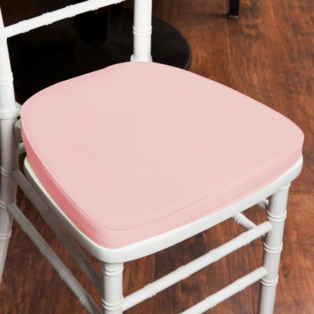 wholesale chiavari chairs for sale sheepskin chair covers recliners 2 quot thick pink cushion beechwood