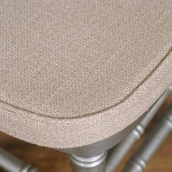 Burlap Chair Covers For Sale Red Leather Dining 2 Quot Thick Cushion Beechwood Chairs Natural