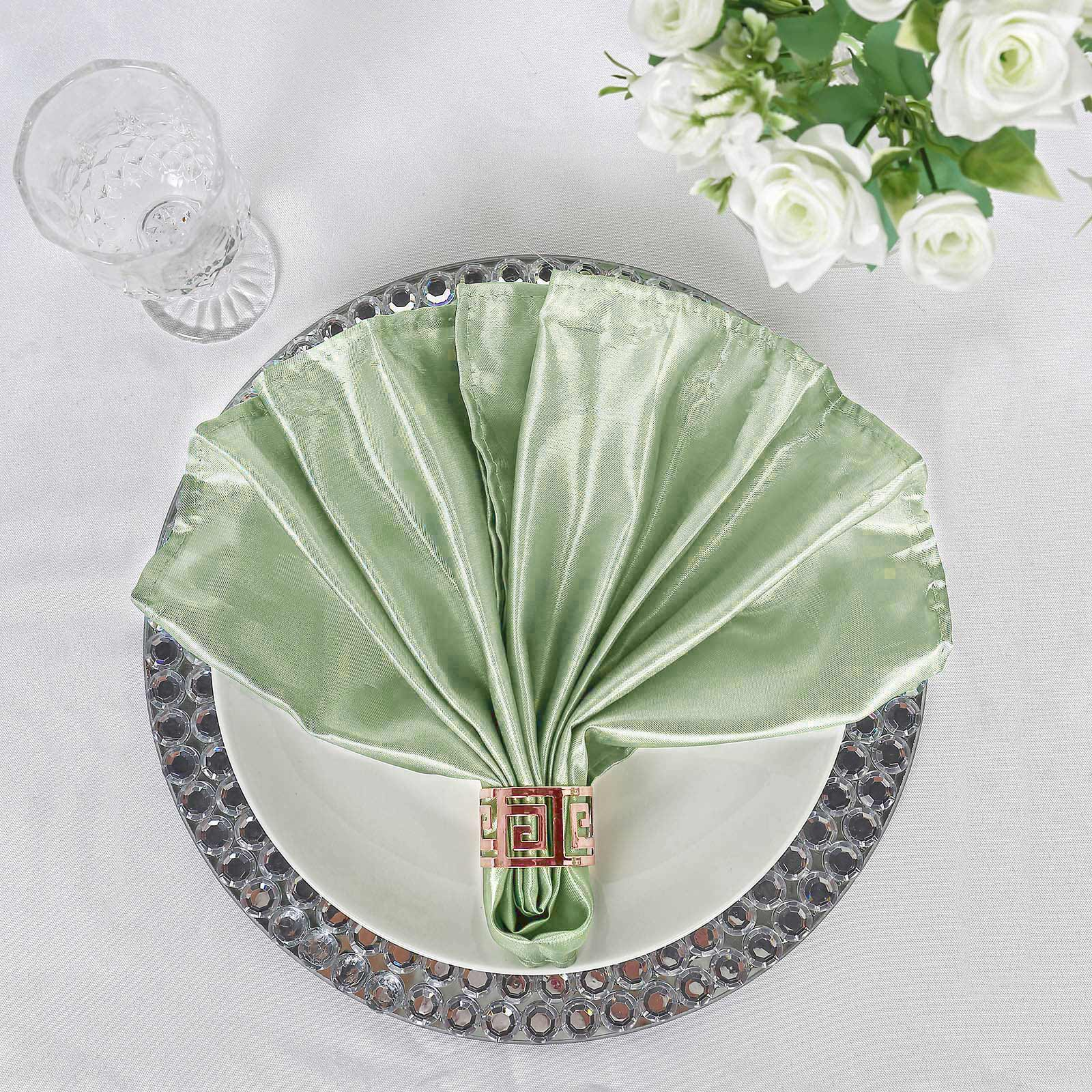 20 Sage Green Napkins Pictures And Ideas On Weric