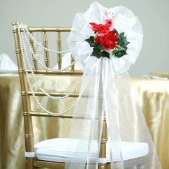 Advanced Church Chairs Swivel Chair Velvet 24 Quot Satin Edged Organza Ribbon Victorian Rose With Silk