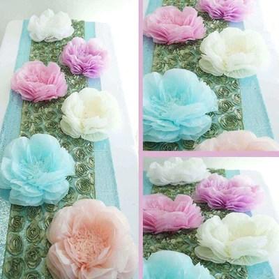 20 carnation blue 3d