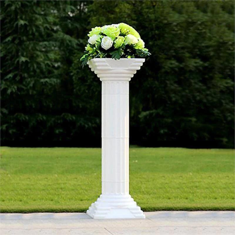 4 Pcs Height Adjustable Decorative Wedding Party Roman