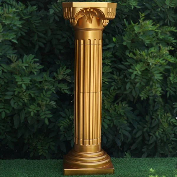 36 Tall Empire Roman Decorative Columns  4pcs  Height