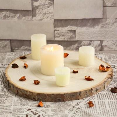 Natural Poplar Table