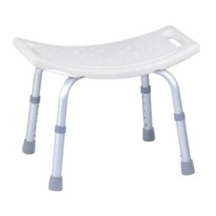 Chair Without Back Wicker Office Uk Medical Shower Bath Claro Supply Corp