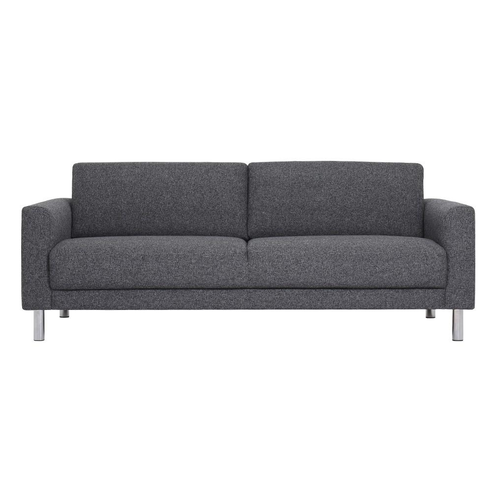 grey fabric sofa uk argos 2 seater and chair cleveland 3 dark discountsland co