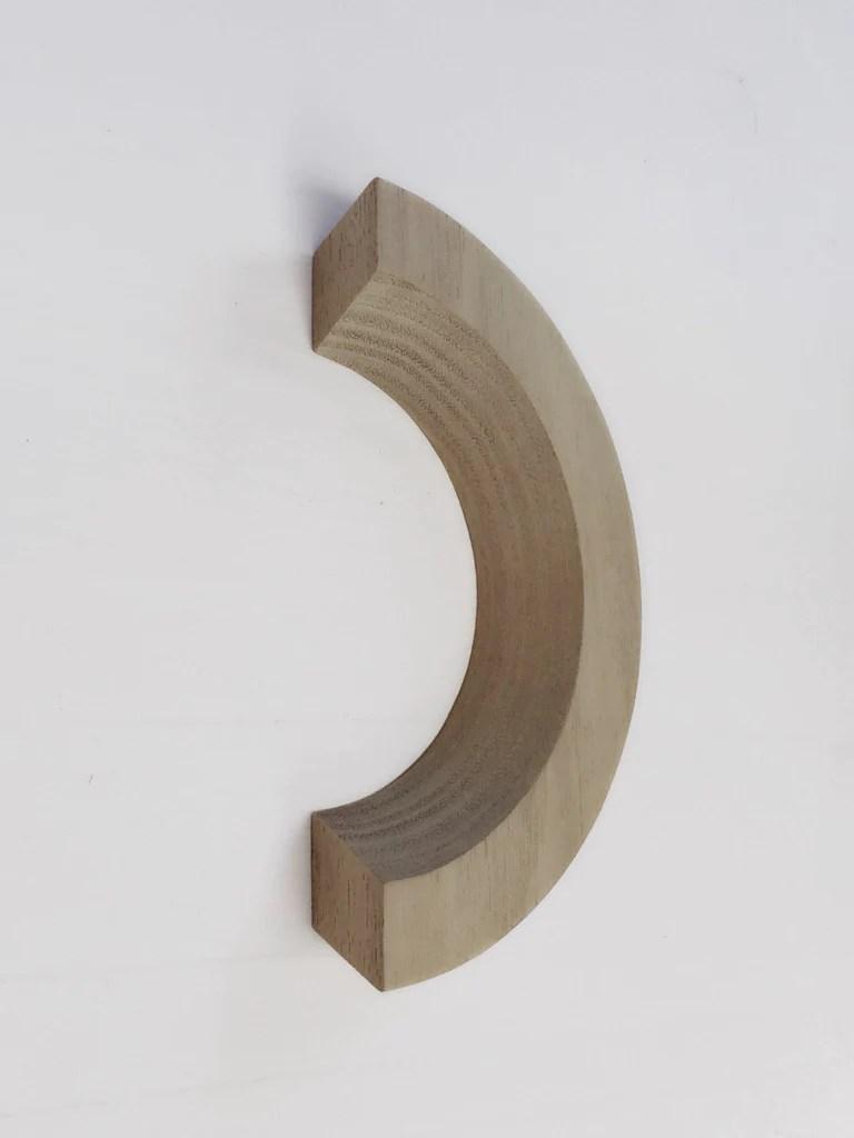 Wood Drawer Pull