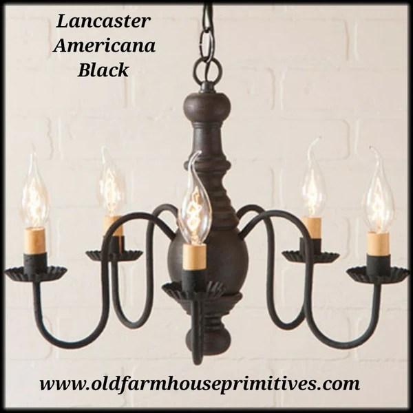 primitive chandeliers old farmhouse