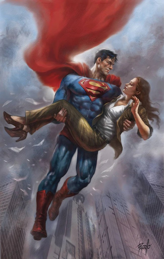 Action Comics #1022 Variant Cover