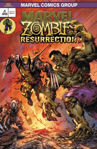 Image result for marvel zombies resurrection