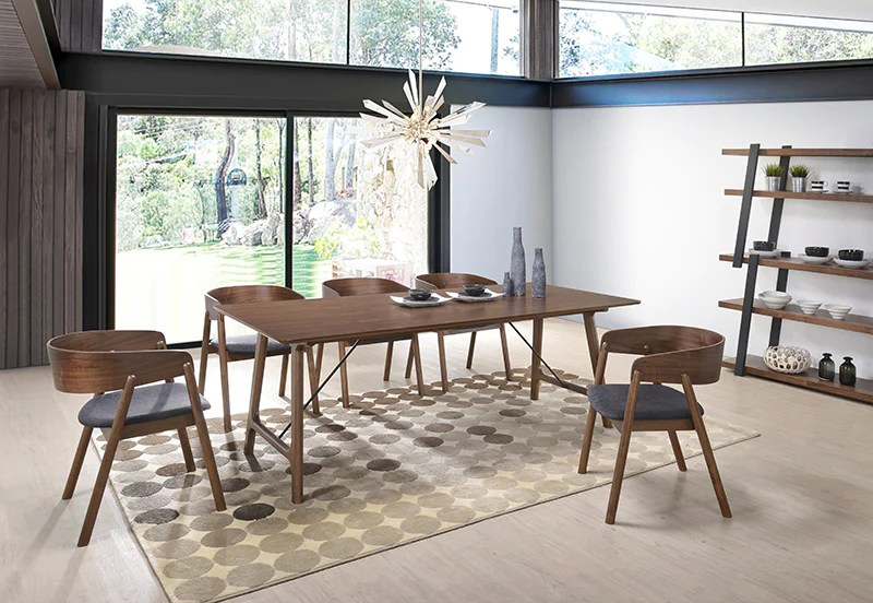 Nima Arm Chair Dining Chair Walnut Dining Room Furniture Dining Chairs Modern Furniture