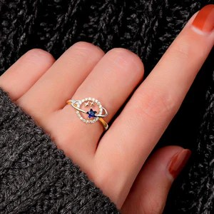 Thin Wrap 925 Sterling Silver 'I Am Enough' Ring-Awareness Avenue