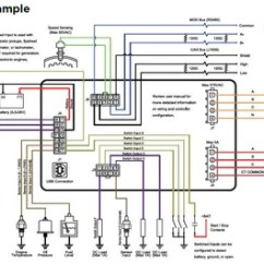 Three Phase Generator Wiring Diagram Afi Wiper Motor Dynagen Tg410 Genset Controller