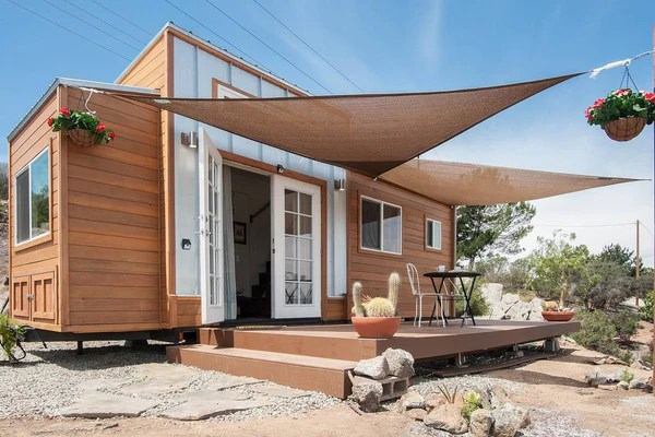 Tiny House Cottage In The San Diego Countryside Dream