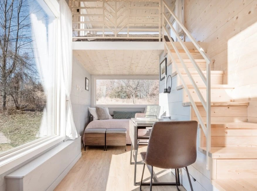 12 Tiny Houses In New York You Can Rent On Airbnb In 2020