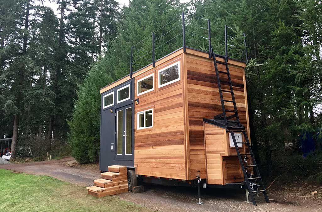 The Tiny Home Of Zen By Tiny Heirloom Dream Big Live