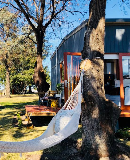 6sixteen The Banks Tiny House On Wheels Airbnb Rental In