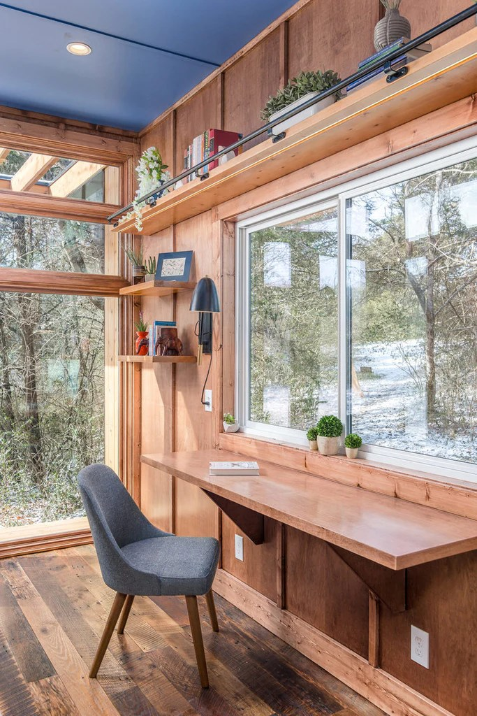 Beautiful Cornelia Tiny House On Wheels By New Frontier