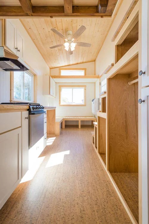 Custom 22 Off Grid Tiny House On Wheels By Mitchcraft