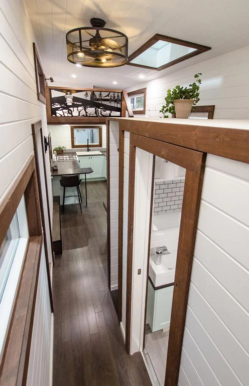 33 Starling Gooseneck Tiny House On Wheels By Rewild
