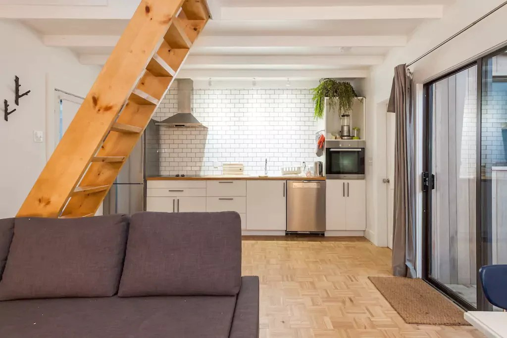 Tiny House Loft In East Vancouver Canada Dream Big Live