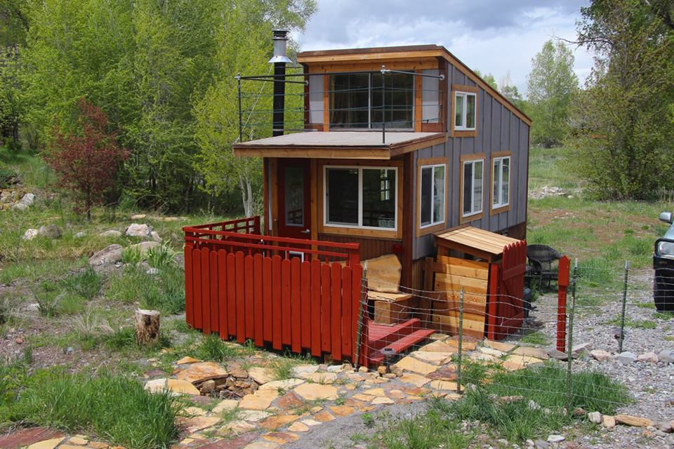 Jeremy S Custom Clearstory Tiny House Built For Only