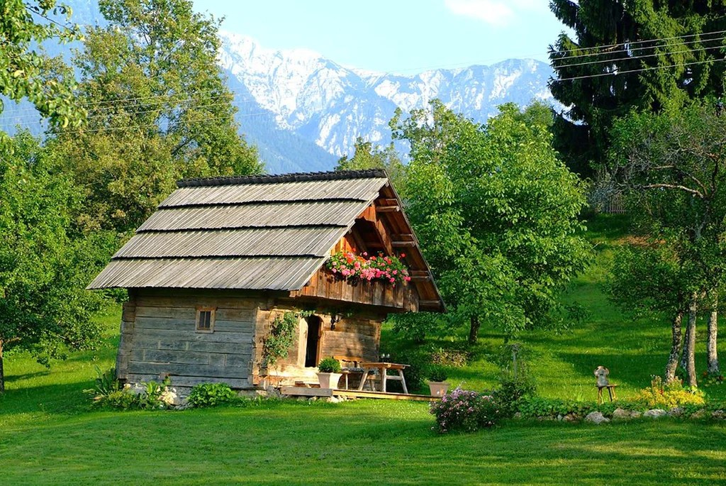 Tiny Romantic Cottage In Southern Austria Dream Big Live