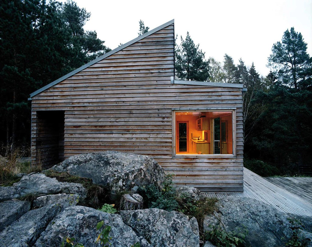 The Woody35 A 377 Sqft Tiny House In Norway Dream Big