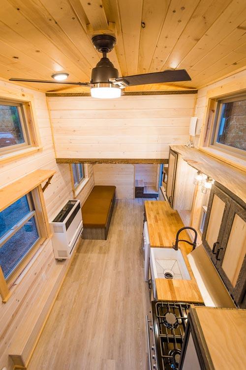 37 Custom Tiny House On Wheels By Mitchcraft Tiny Homes