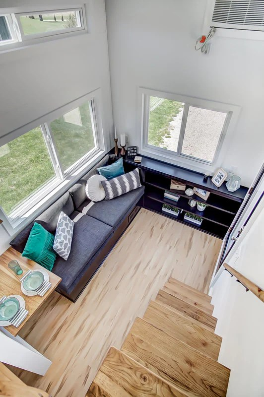 The Last Mohican A Charming 20 Tiny House By Modern