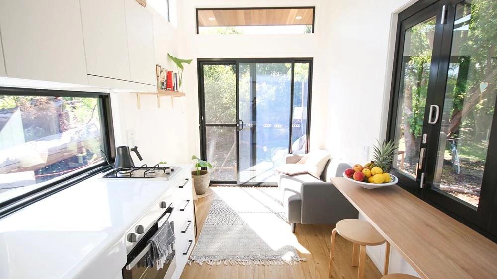 7 2m Mooloolaba Tiny Home On Wheels By Aussie Tiny