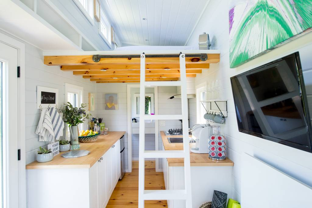 Gorgeous Airbnb Pomp Outpost Tiny House In Prince Edward
