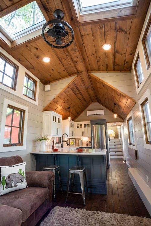 Enormous 41 Denali Xl Gooseneck Tiny House By