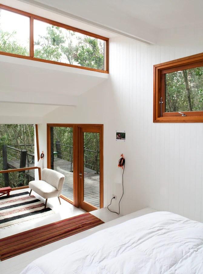 450 Sqft Casa Quebrada Tiny House In A Chilean Forest