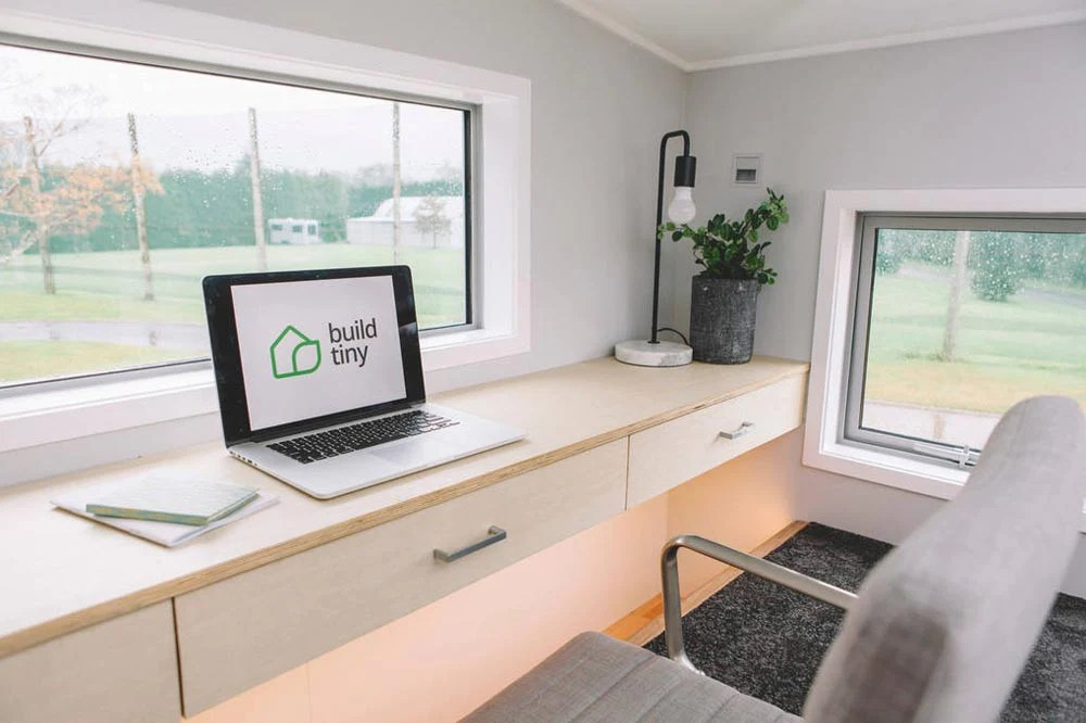 The Multi Functional Millennial Tiny House On Wheels By